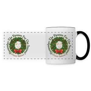 Reason For The Season - Yule Mug - Panoramic Mug