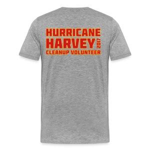 Hurricane Harvey Shirt - Up to 5XL - Men's Premium T-Shirt