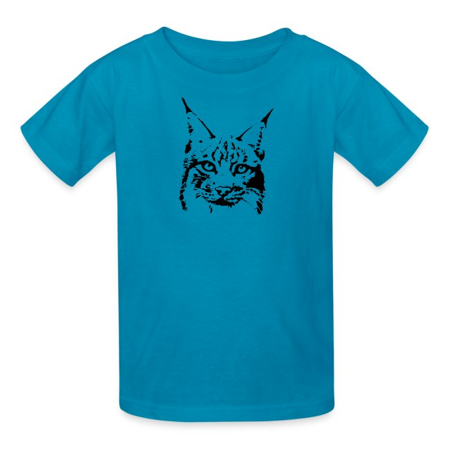 animal t-shirt lynx cougar puma jaguar cat wild predator tiger lion cheetah
