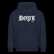 Hoodies ~ Men's Hoodie ~ Dope Tigers SweatShirt