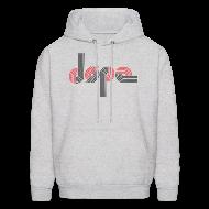 Hoodies ~ Men's Hoodie ~ Dope Trailblazers Sweatshirt