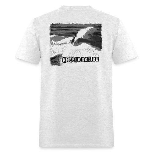 Kneelo Nation - Men's T-Shirt