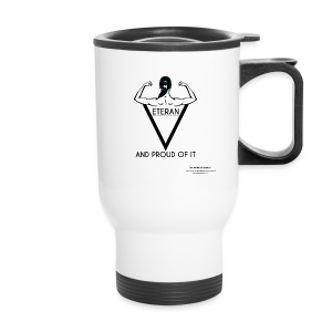Veteran Travel Mug-Female - Travel Mug
