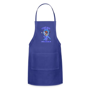 Prostate Cancer Awareness Apron - Adjustable Apron