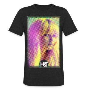 H&T Blonde v1 – Unisex t-Shirt - Unisex Tri-Blend T-Shirt