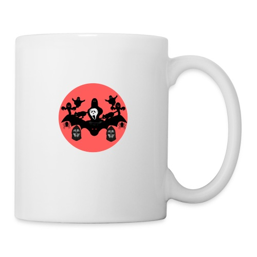 Coffee/Tea Mug - witch,horror,ghosts,ghost