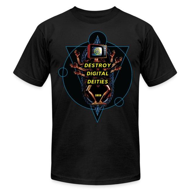 Destroy Digital Deities
