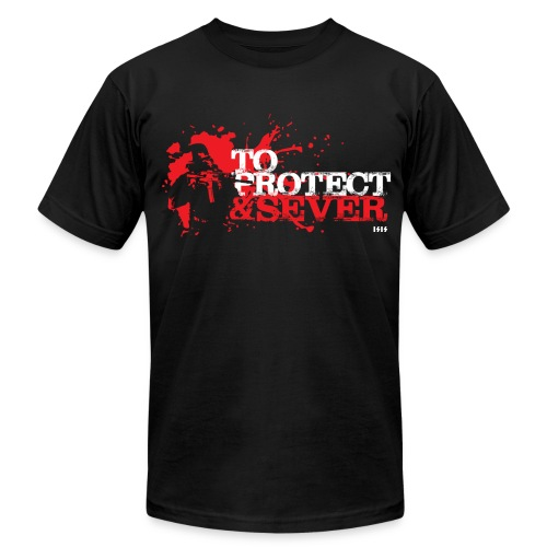 To Protect and Sever - Men's Fine Jersey T-Shirt