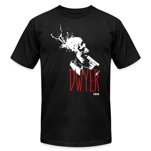 Dwyer - Men's Fine Jersey T-Shirt