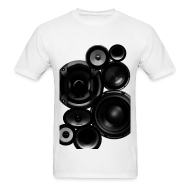 T-Shirts ~ Men's T-Shirt ~ SPEAKER T-Shirt