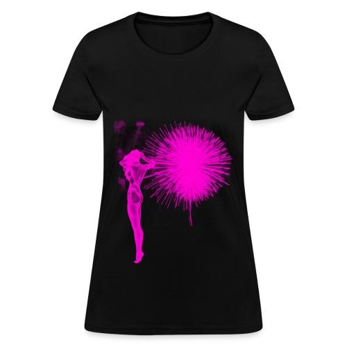 GIRL FIREWORK T-Shirt - Women's T-Shirt