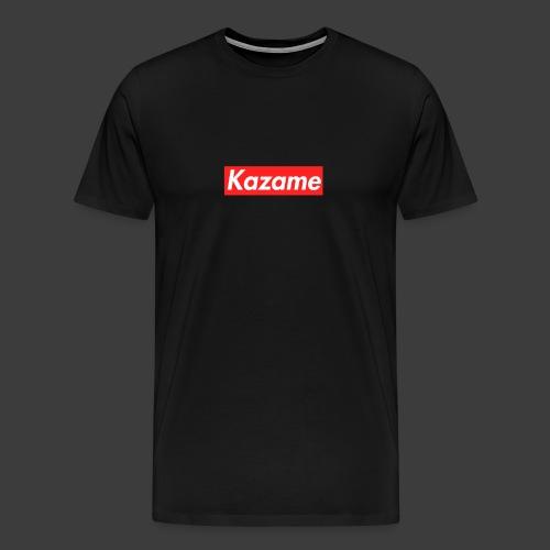Kazame basic tee - Men's Premium T-Shirt