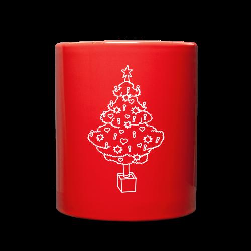 CHRISTMAS TREE 2 - Full Color Mug