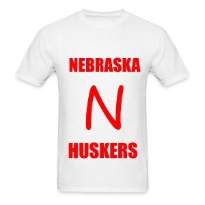 HUSKERS T-Shirt - Men's T-Shirt