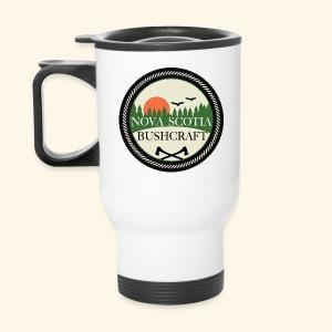 White Stainless Steel Travel Mug - Travel Mug