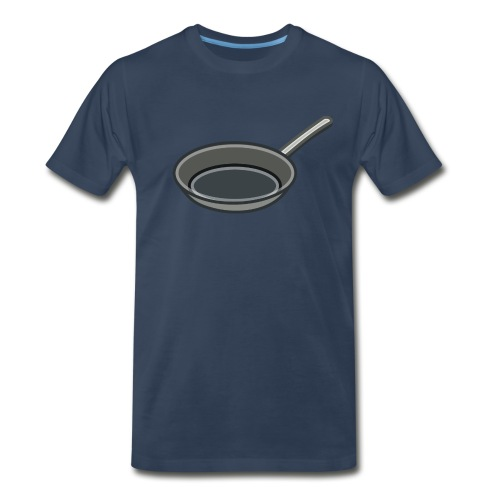 Frying Pan - Men's Premium T-Shirt