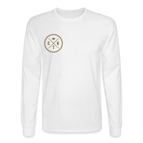 #CTK Hoodie - Men's Long Sleeve T-Shirt