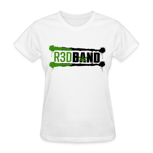 R3DBAND Women's Shirt - InkLogo - Women's T-Shirt