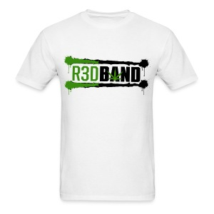 R3DBAND  Shirt - InkLogo - Men's T-Shirt
