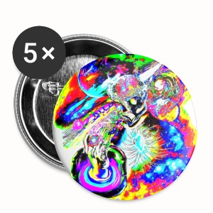 :2nd End; Psychedelic Enlightenment - Large Buttons