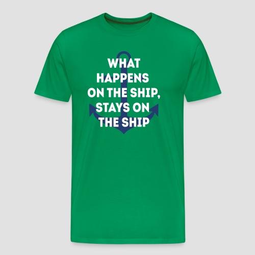 River Cruising - Men's Premium T-Shirt