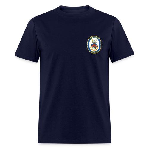 USS COLE DDG-67 TEE - Men's T-Shirt