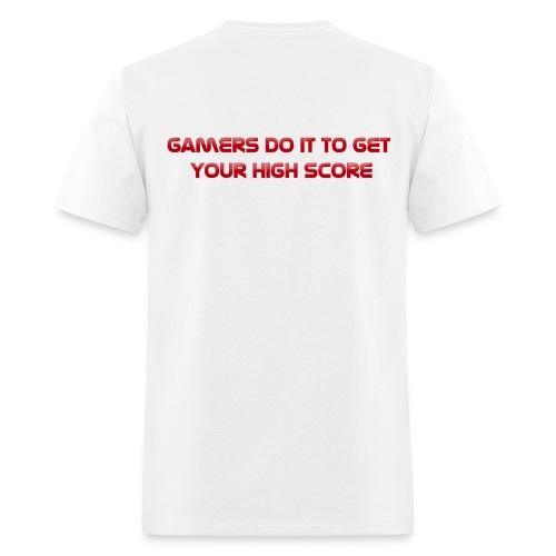 High Score Nerd - Men's T-Shirt
