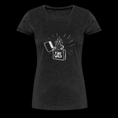 LiS:BtS - FIREWALK (lighter edition) - Women's Premium T-Shirt
