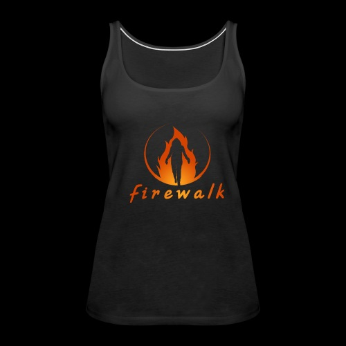 LiS:BtS - FIREWALK (poster edition) - Women's Premium Tank Top