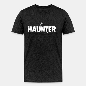 Haunter Since 10.31 Grey Mens T-Shirt - Men's Premium T-Shirt