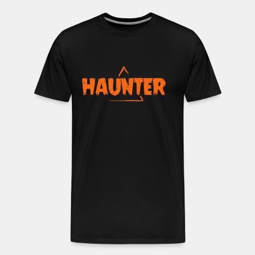 Haunter Since 10.31 Black & Orange Mens T-Shirt - Men's Premium T-Shirt