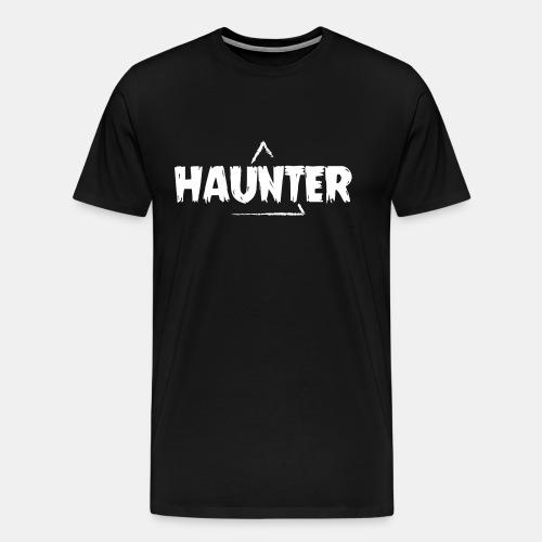 Haunter Since 10.31 Black Mens T-Shirt - Men's Premium T-Shirt