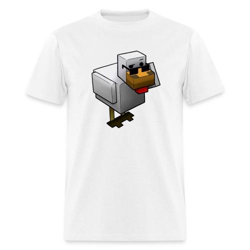 Spy-chicken - Men's T-Shirt