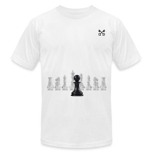 Pawn vs. - Men's Fine Jersey T-Shirt