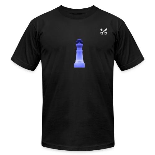 Neon Blue King - Men's Fine Jersey T-Shirt