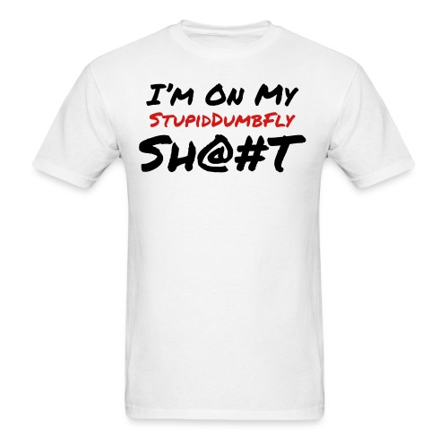 I'm on my... - Men's T-Shirt