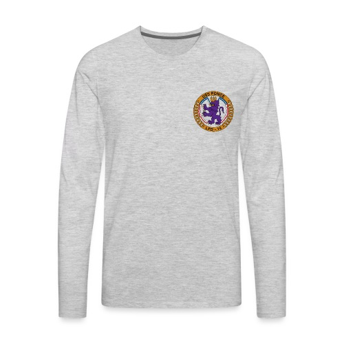 USS PONCE LPD-15 LONG SLEEVE - Men's Premium Long Sleeve T-Shirt