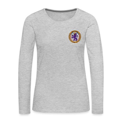 USS PONCE LPD-15 LONG SLEEVE - WOMENS - Women's Premium Long Sleeve T-Shirt