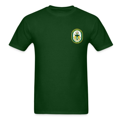 USS GREEN BAY LPD-20 TEE - Men's T-Shirt