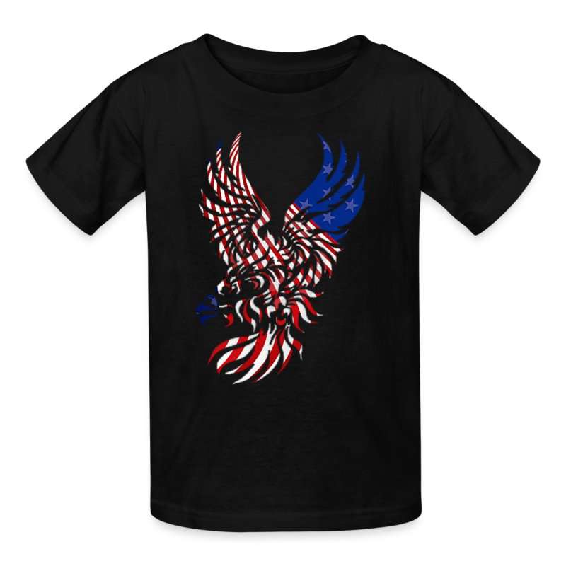 American eagle t shirt spreadshirt for Eagles t shirt womens