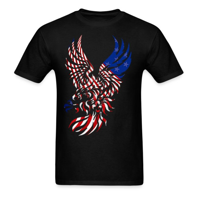 Consenation Couture | Mens Standard Wieght American Eagle T-Shirt ...