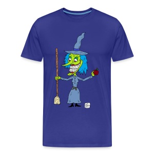 witch - Men's Premium T-Shirt