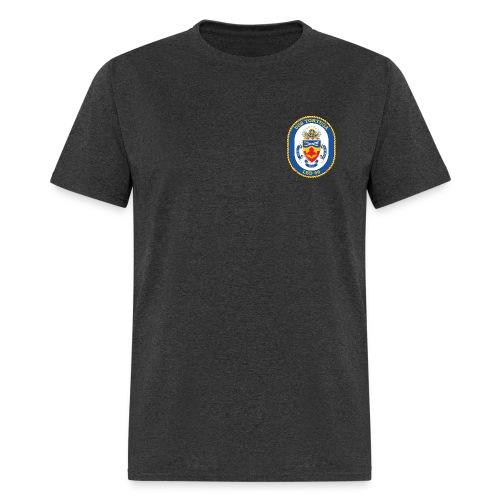 USS TORTUGA LSD-46 TEE - Men's T-Shirt