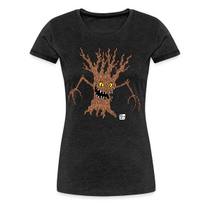 evil tree - Women's Premium T-Shirt