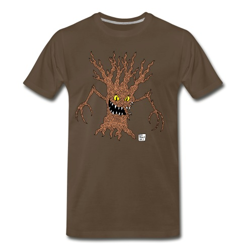 evil tree - Men's Premium T-Shirt