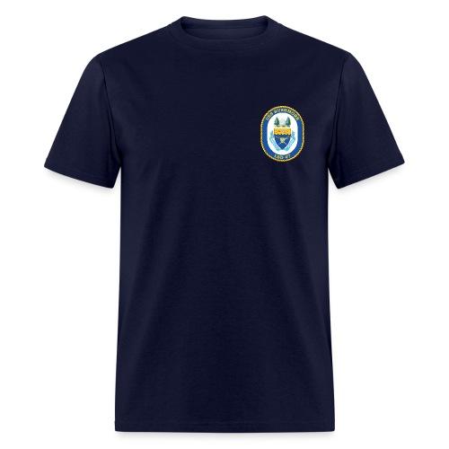 USS RUSHMORE LSD-47 TEE - Men's T-Shirt