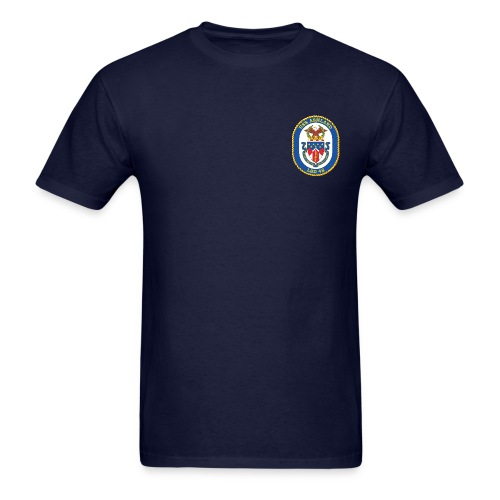 USS ASHLAND LSD-48 TEE - Men's T-Shirt