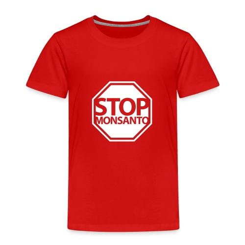 * Stop Monsanto *  - T-shirt premium pour enfants