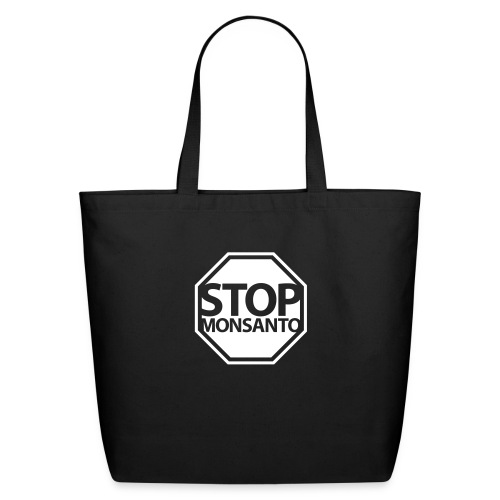 * Stop Monsanto *  - Sac fourre-tout en coton naturel