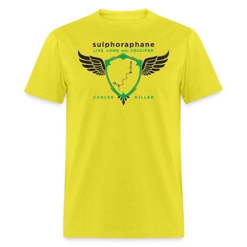 sulforaphane (molecule) 2c Lght - Men's T-Shirt